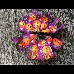 Halloween Shopkins bows